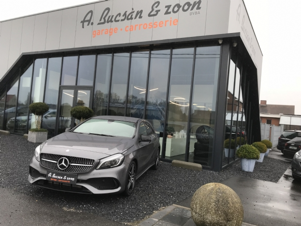mercedes a klasse tweedehands